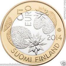 5 euros Finlande 2014 - La Nature Sauvage - Desert Magique du Nord - UNC