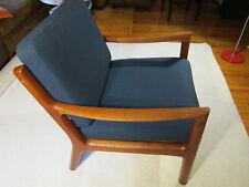 Ole Wanscher Easy Chair Mid-Century Teak Armlehnstuhl Sessel dänish Design