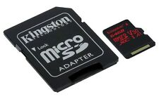 Kingston Canvas React 64GB microSDXC C10 microSD U3 V30 A1 100MB/s 64G SDCR/64GB