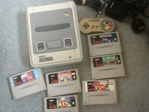 Super nintendo snes 6 games  Bundle  🌟🌟🌟 retro🎮