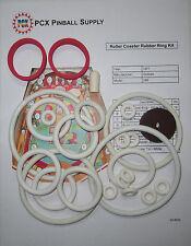 1971 Gottlieb Roller Coaster Pinball Machine Rubber Ring Kit