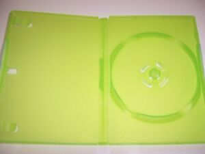 QUANTITY OF 5 Original Microsoft XBox 360 Replacement Case Box - NEWEST VERSION