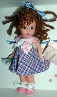 """Mint in Box 2001 Madame Alexander """"Pretty in Pink & Blue"""" 8 Inch Doll Lovely BC"""