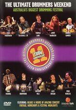 The Ultimate Drummers Weekend #11 Australia's Biggest Drumming Festiva 000320471