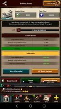 Game of War Account - Game of War Trap Account