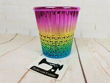 Hemline Rainbow Thimble storage cup large - beautiful addition to your desk