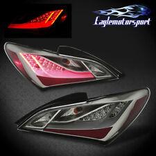 Fit 2010 2011 2012 2013 2014 2015 2016 Hyundai Genesis Coupe Smoke Tail Lights