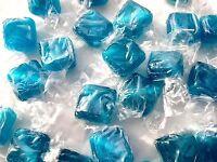 SweetGourmet Primrose Ice Blue Mint Squares Candies - 5Lb FREE SHIPPING!