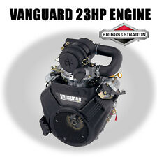 Briggs & Stratton 23HP Vanguard V-Twin Stationary Petrol Engine (H/D Air Filter)