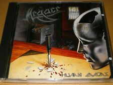 Megace - Human Errors CD original Thrash 1991 SEALED