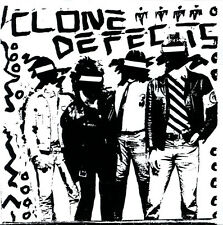 "CLONE DEFECTS Bottled Woman/ Cheetah Eyes 7"" 45 VINYL KBD PUNK FIRST PRESSING"