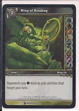 World of Warcraft TCG - Ring of Binding #26 - Onyxia Foil