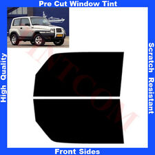 Pre Cut Window Tint SSangYong Korando 3 Doors 1997-2007 Front Sides Any Shade