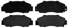 Disc Brake Pad Set-Organic Disc Brake Pad Front ACDelco Pro Brakes 17D503