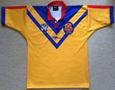 NEW #22 St Johns Eagles First XIII 2012 Rugby League Jersey CLASSIC Mens S