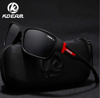 KDEAM Men Sports Polarized Sunglasses Outdoor Driving Fishing Cycling Glasses