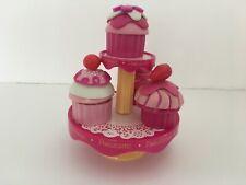 Pinkalicious Pinktastic Cupcake Decorating Set 4 Cupcakes Stand