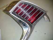 1973 CHEVROLET MONTE CARLO PASSENGER RH TAIL LIGHT AND EXTENSION