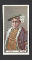 WILLS - KINGS & QUEENS (LONG, BASE) - EDWARD VI