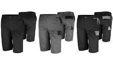 tommit kurze Herren Arbeitshose grau schwarz Shorts Handwerk Beruf Gr.44-64