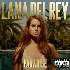 Paradise - Lana Del Rey (2012, CD NIEUW) Explicit Version