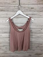 SUPERDRY Top - Size Medium - Pink - Great Condition - Women's