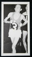 Emil Zatopek   Czech Distance Runner   Photo Action Card  ## VGC