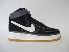 Nike Air Force 1 High Black Sail Grey Gum Sz 9.5 806403-004