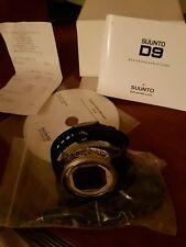 Suunto D4 D6 D9 Dive Computer Battery Change and Pressure Test Service