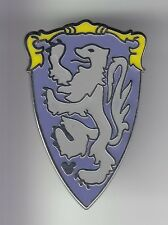 RARE PINS PIN'S .. DISNEY PARIS PARC TRADING CAST MICKEY HIDDEN BLASON LION ~17