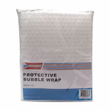 GoSecure Bubble Wrap Sheets 600mmx1m Clear Pack of 6 PB02290