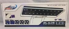 """Wavepoint Blade Ho LED iluminación de 9 """" 18 Watt 10,000 k Luz de acuario"""