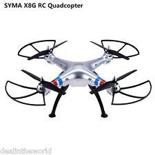 SYMA X8G 2.4G 4CH Drone 6 Axis Gyro 360° Flip RC Quadcopter BNF Version