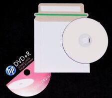 1x Dual Double Layer Recordable (HP) DVD+R 8x 8.5GB Blank Inkjet Printable Disk