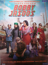 BOBBY JASOOS - NEW ORIGINAL BOLLYWOOD DVD - Vidya Balhan, Ali Fazal.