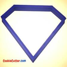 Jewel Gem Diamond Cookie Cutter 3.5 in PC0119 - By CookieCutter.Com - USA Made