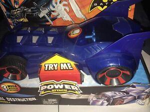 Hot Wheels Batman 2007(Power Attract Bat-mobile - DJF46