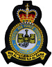 RAF Sharjah Royal Air Force MOD Crest Embroidered Patch