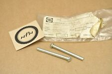 NOS Vtg SkiDoo Bombardier Snowmobile Solid Steel Rivet Pin Lot (Qty 2) 390908100