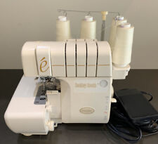 Babylock Imagine Serger Sewing Machine Model BLE1AT With Foot Pedal