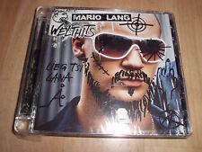 "MARIO LANG ""Welthits"" Austro Rock/Pop CD 13 Tracks, NEU + foliert!!!"