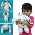 "New Cute white 12""/30CM BIG HERO 6 BAYMAX ROBOT Plush Stuffed Toy Doll Kids Gift"