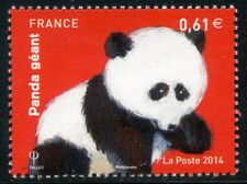 STAMP / TIMBRE FRANCE  N° 4843 ** SERIE NATURE / PANDA