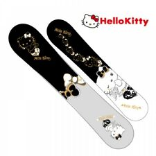 NEW Sanrio Hello Kitty Snowboard Ladies Model Crystal 135/140 from Japan