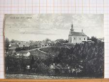 Fotokarte - Gruss aus Schlappenz / Šlapanov - gel 1924  m3