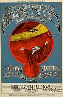 Jefferson Airplane Grateful Dead Handbill BG171 Randy Tuten 1969