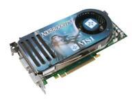 MSI Geforce 8800GTS NX8800GTS T2D320E SLI 320MB GDDR3 PCI-E PCI Expressx16 DVI