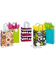 """Case of 245 - Assorted Petite Holiday Gift Bags - 8.5"""" x 5.5"""" x 3.25"""""""