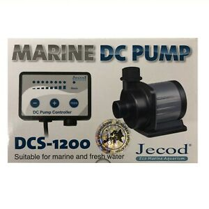 JECOD MARINE DC PUMP WITH CONTROLLER DCS-1200