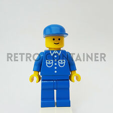 LEGO Minifigures - 1x but006 - Man - Classic Town Omino Minifig 1772 1682 1773